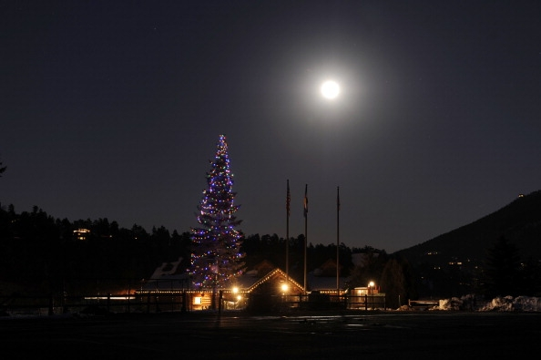 Healing with The Christmas Full Moon